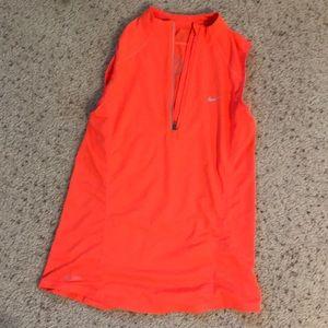 Tops - Nike sleeveless running tank